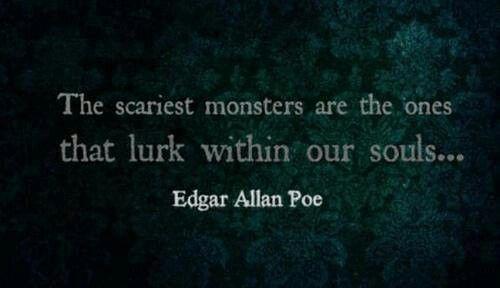 Edgar Allen Poe Love Quote