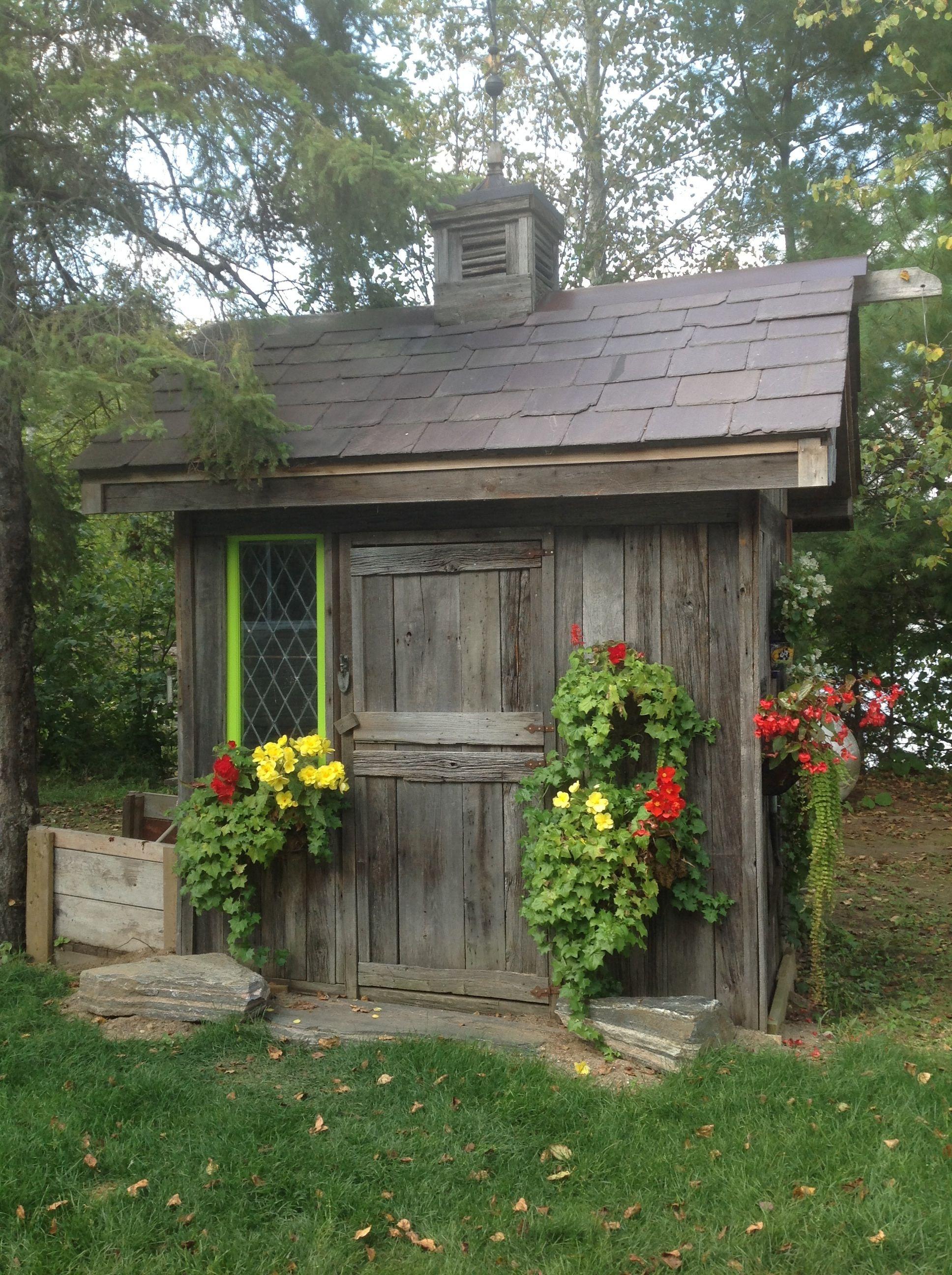 Small Garden Sheds