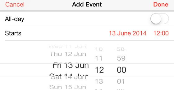 Confusion when the day and date don't match