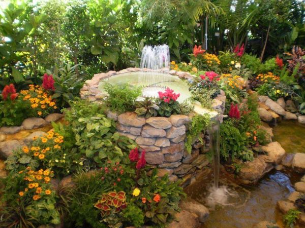 beautiful flower gardens pinterest beautiful backyard | Gardens/Flowers/Yards | Pinterest