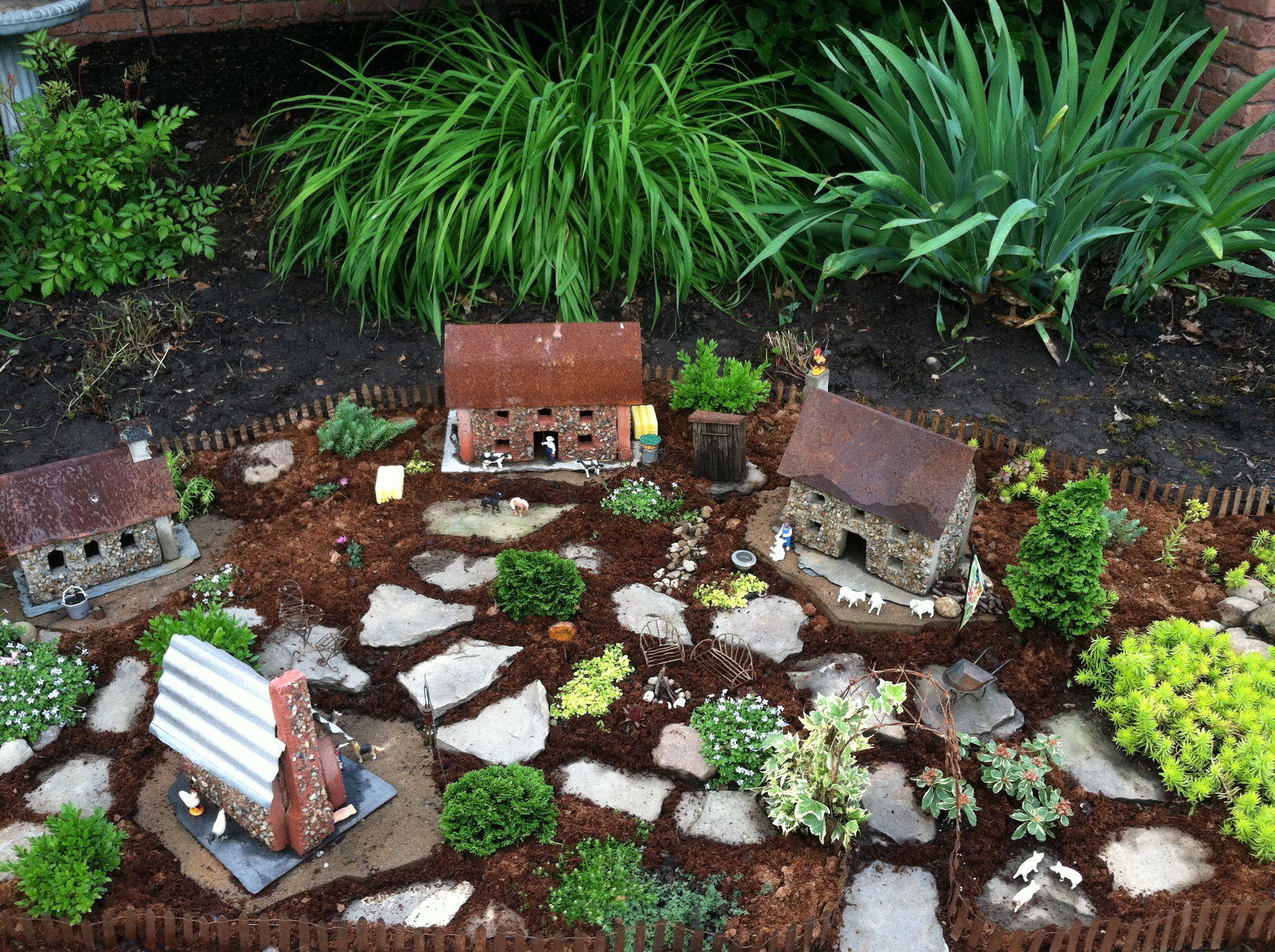 Outdoor Garden Figurines
