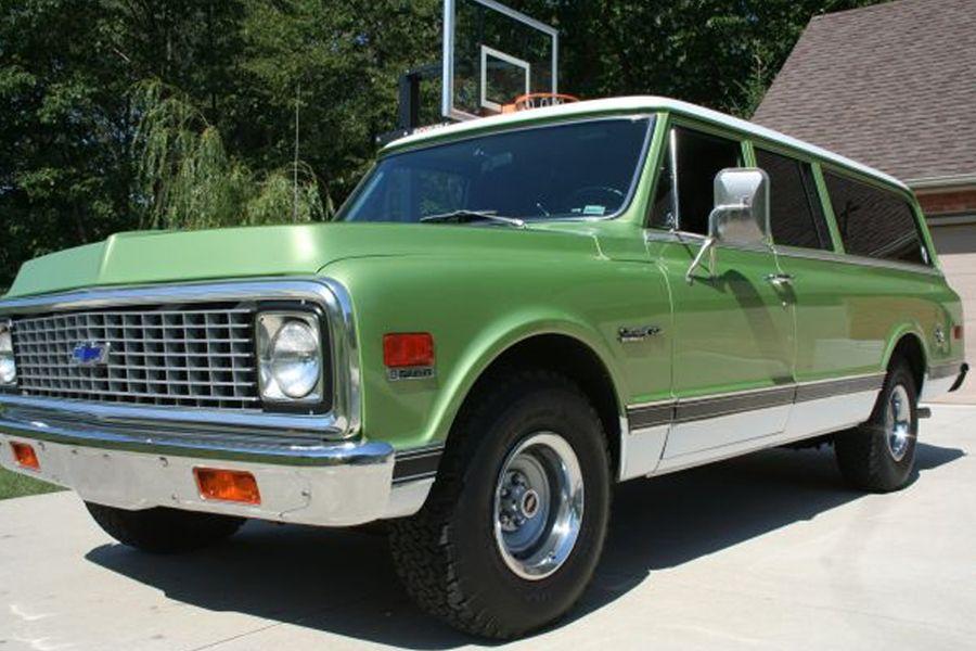 Chevy Trucks On Ebay