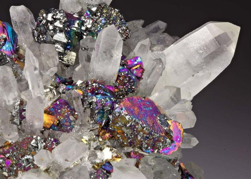 Of Gems And Minerals