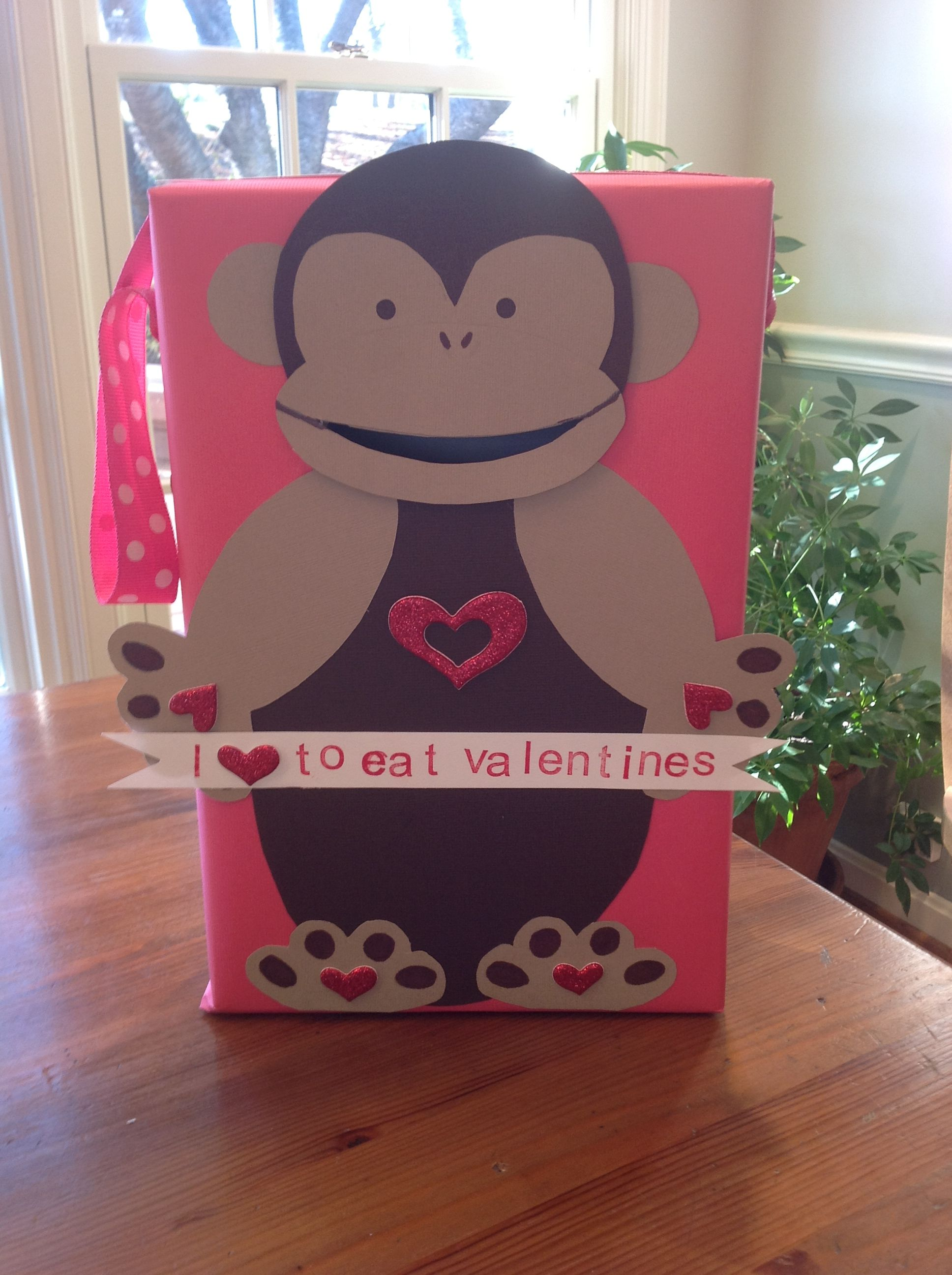 Brooke S 4th Grade Valentine S Mailbox