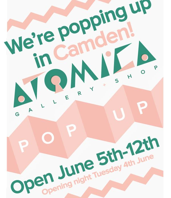 Atomica Gallery @ Camden Collective