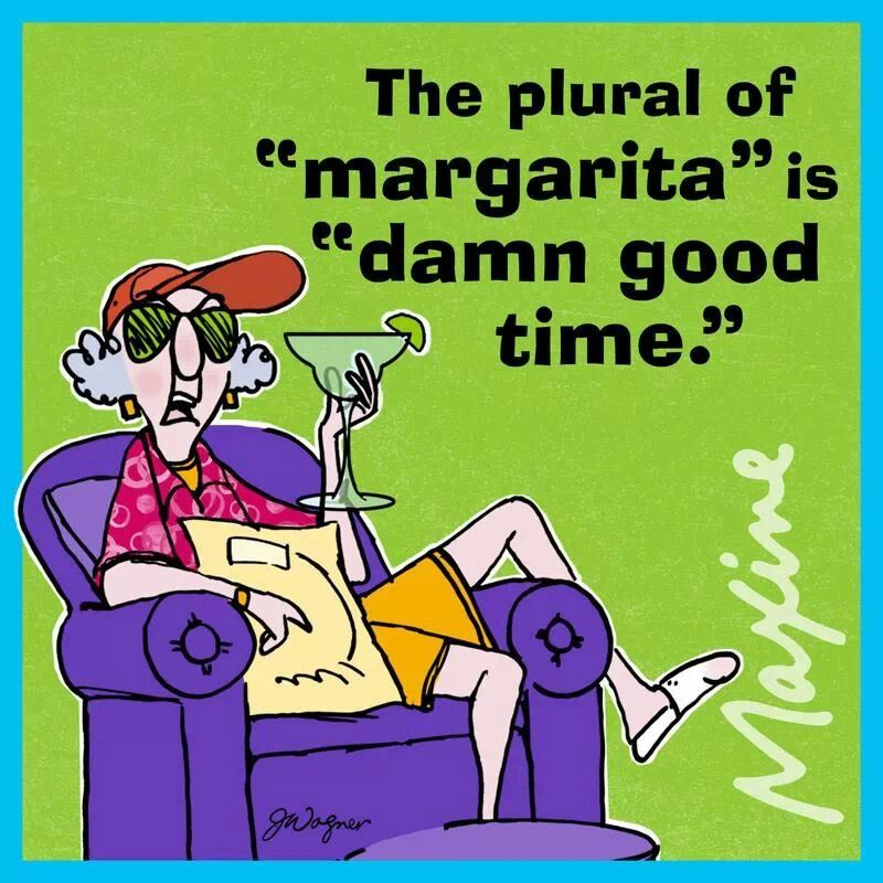Margarita Happy Birthday Meme