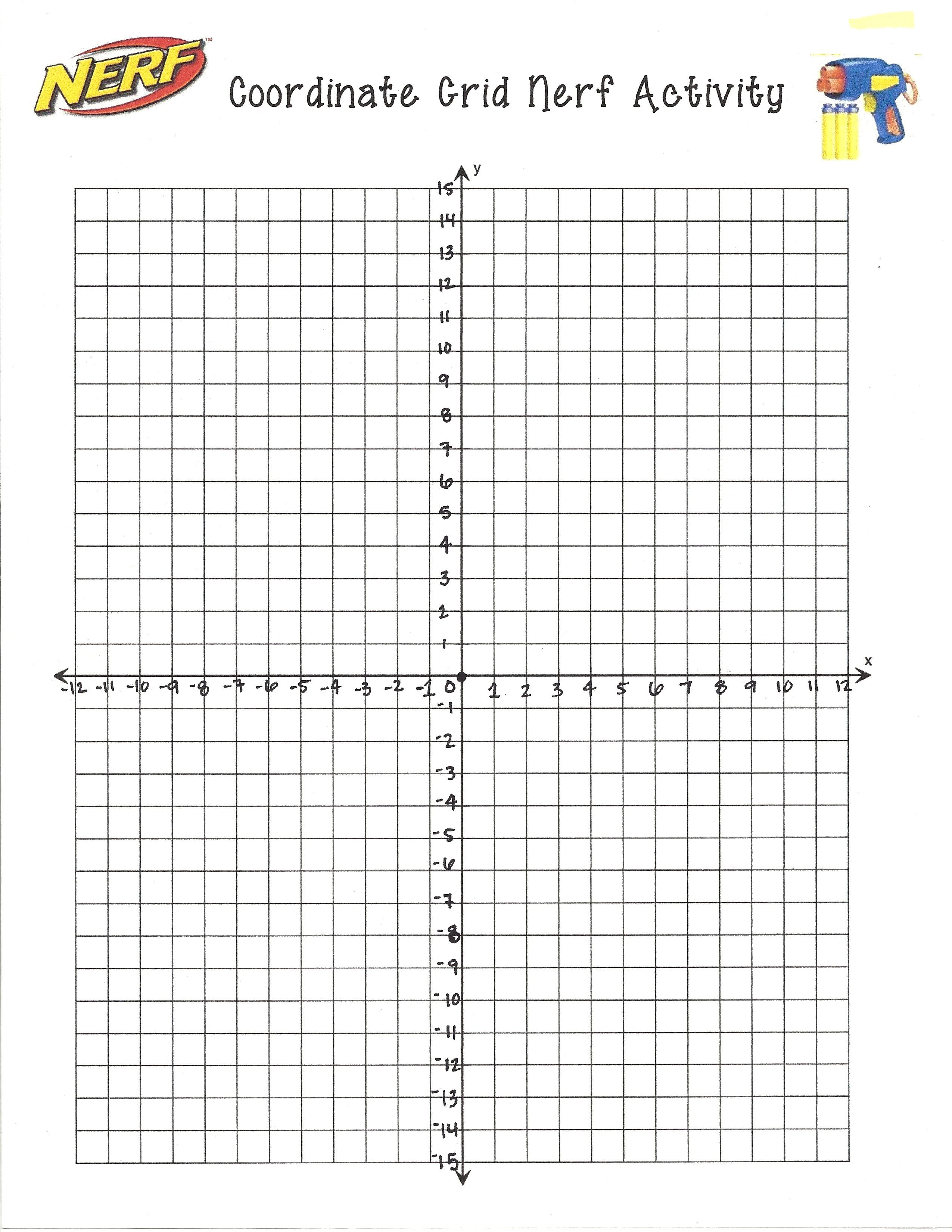 How Do You Plot A Coordinate Grid