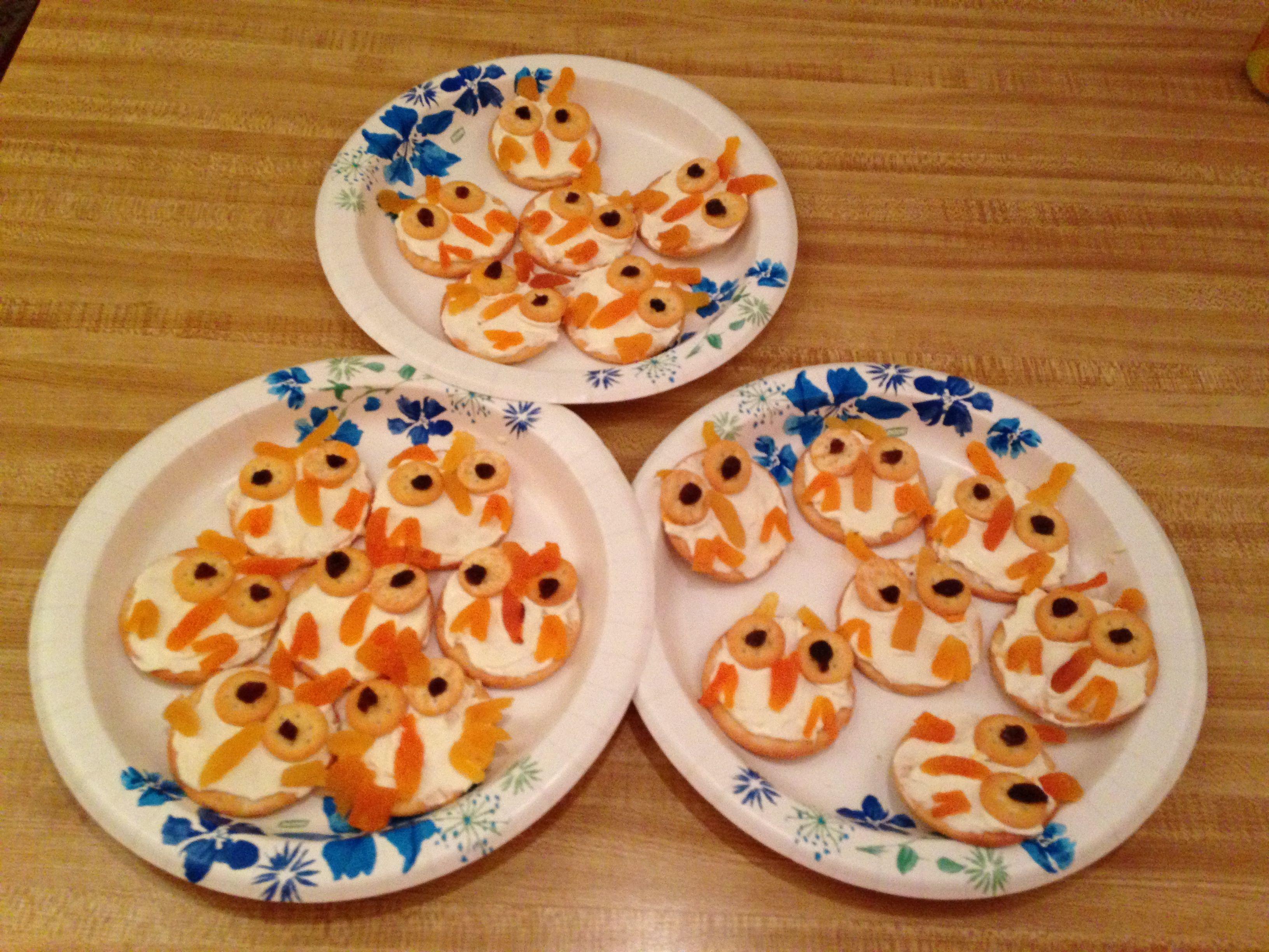 Snacks For Preschool