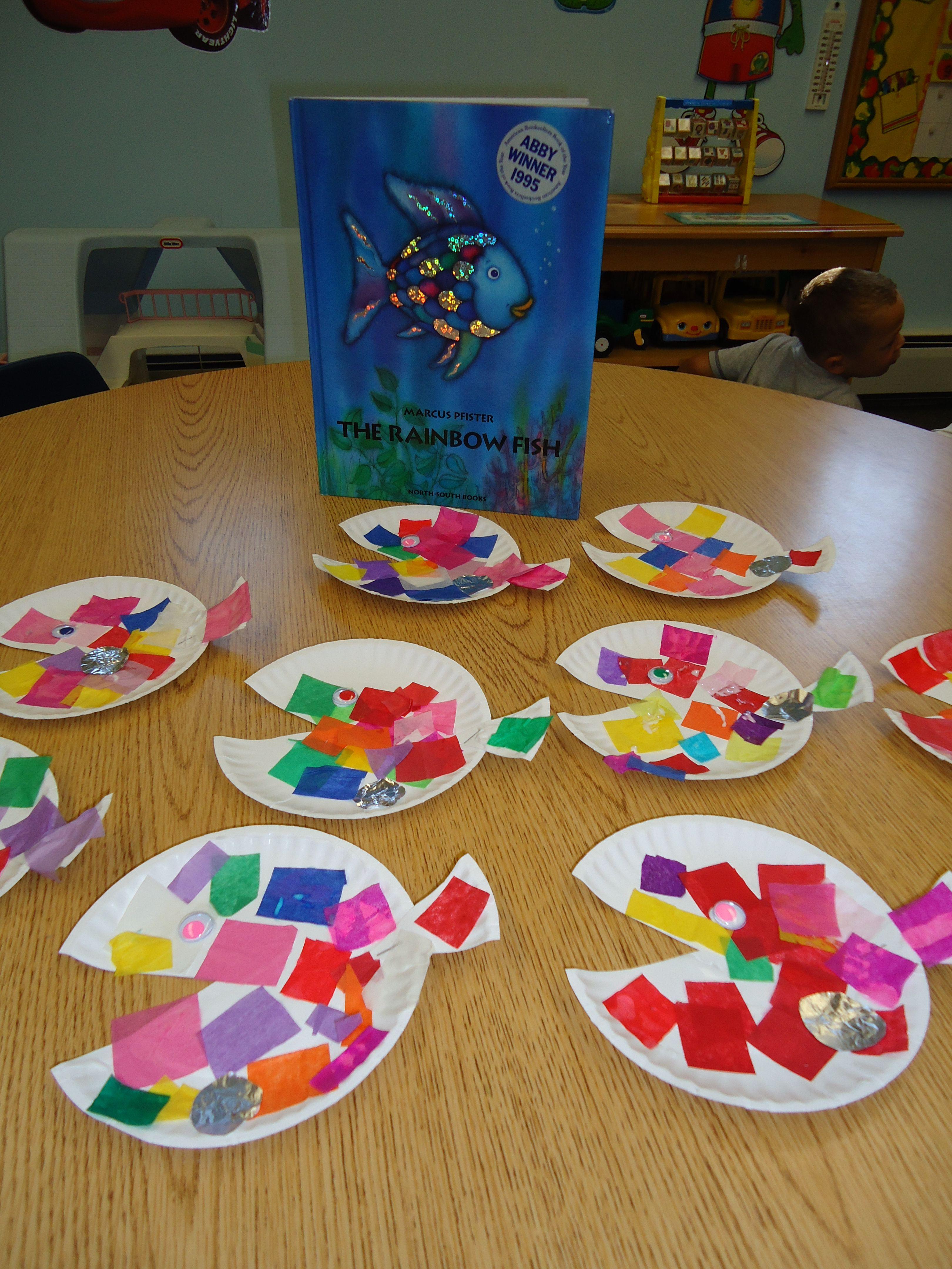 Rainbow Fish Activities 2