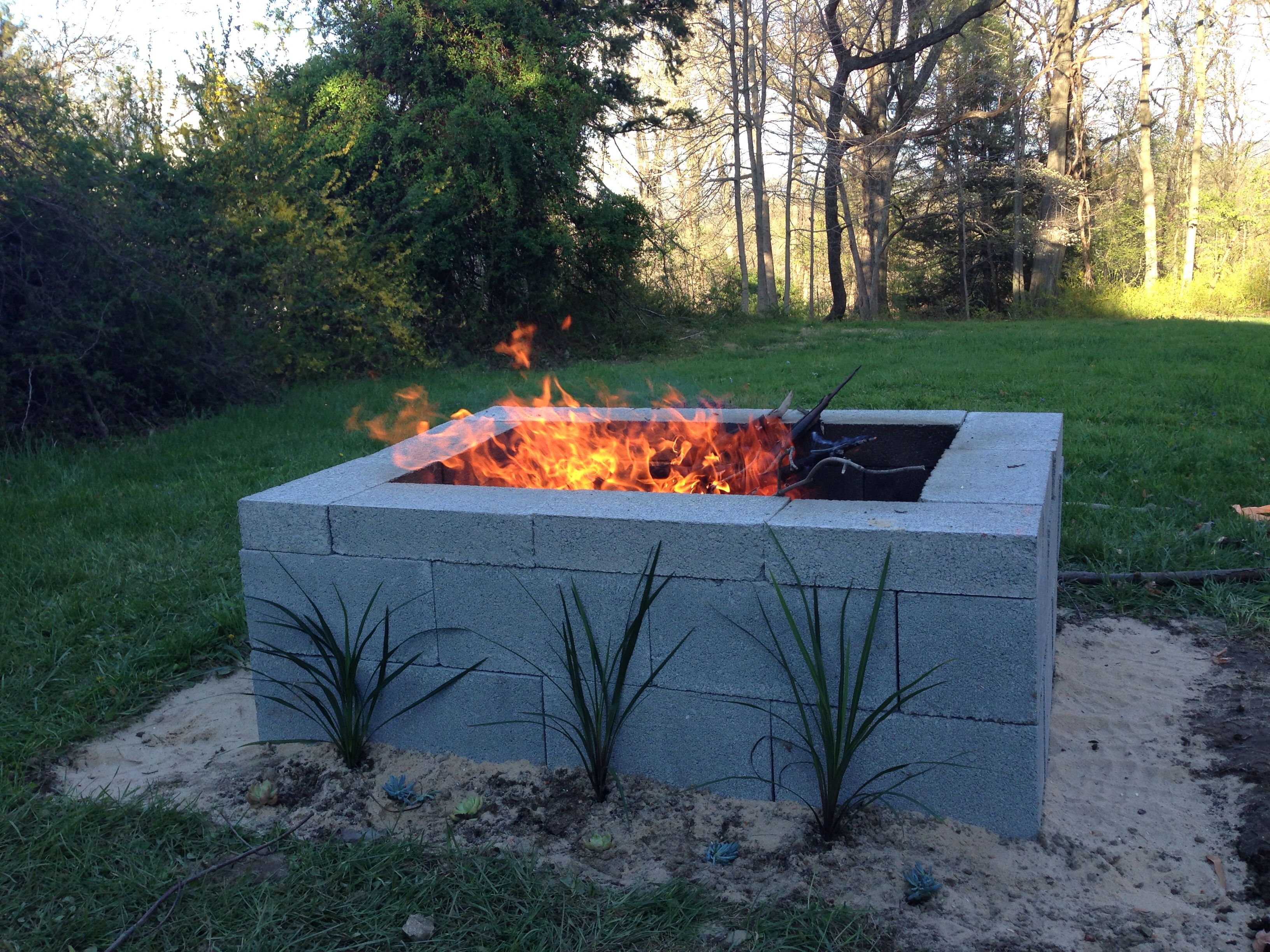 301 Moved Permanently on Cinder Block Fireplace Diy  id=67569