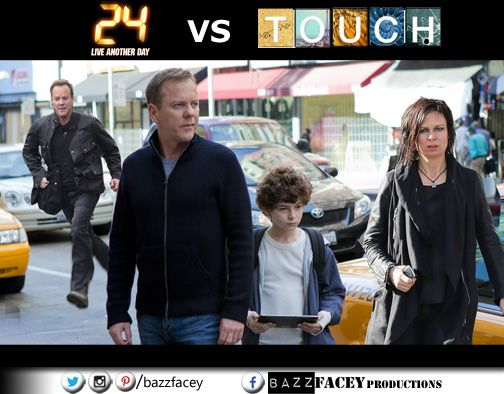 24 Live Another Day VS Touch