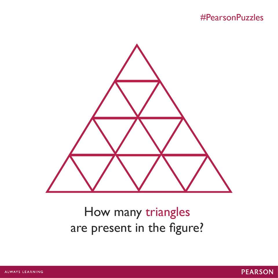 Figure How Many Triangles