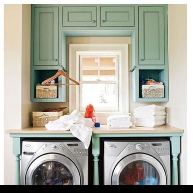 Amazing laundry room! | combination laundry/pantry | Pinterest on Amazing Laundry Rooms  id=56134