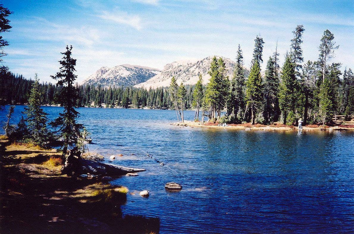 Lakes Mountains Uinta