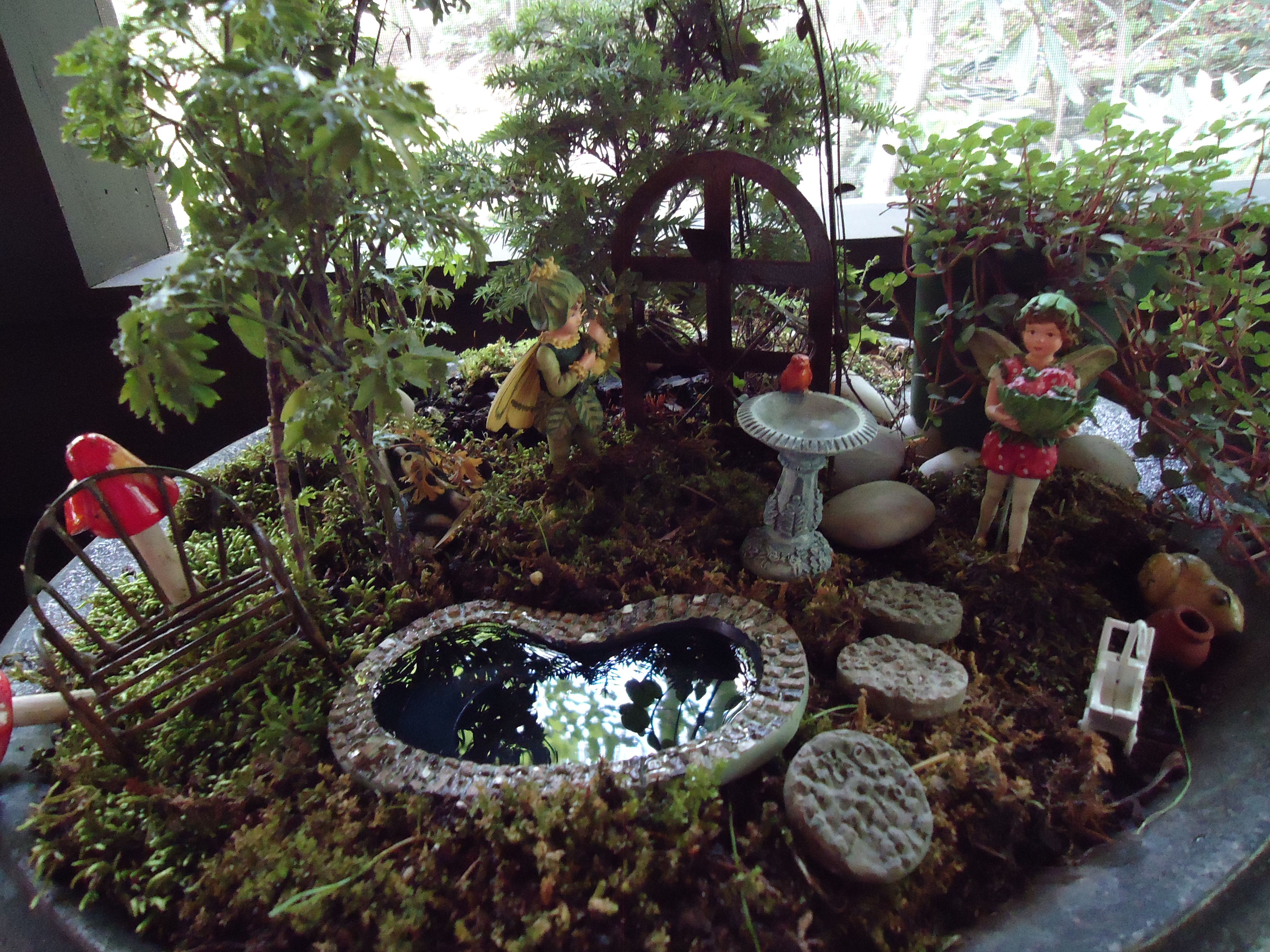 Fairy Water Garden Ideas Photograph Fairy Garden Garden