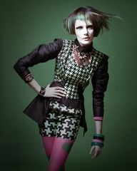 NAHA 2013 Finalist, Master Hairstylist of the Year Dimitrios Tsioumas Photographer: Babak