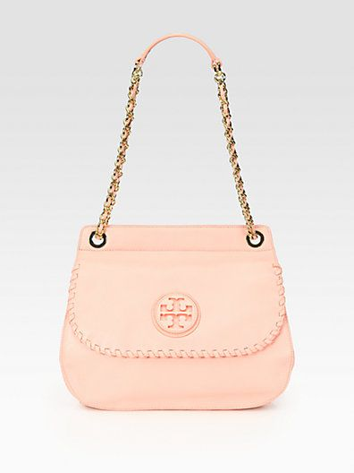 Tory Burch - Marion Saddle Bag pastel #pink