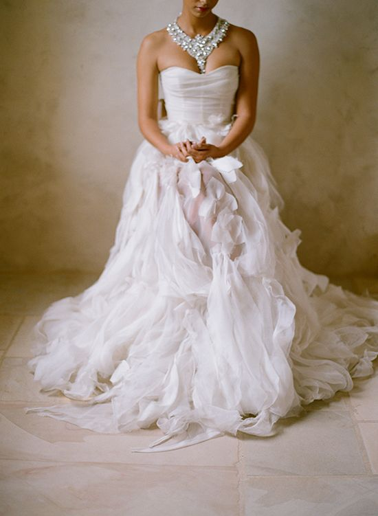 wedding dress - love it!