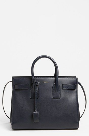 Saint Laurent 'Sac de Jour - Small' Leather Tote available at #Nordstrom