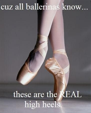 The real high heals