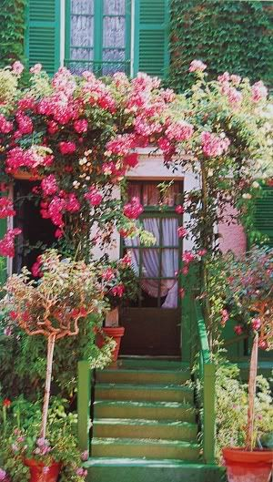 Casa di ❥ Monet, Giverny