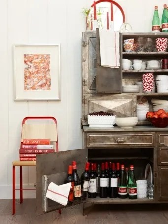 High Five 5 Tips For Decorating The Tops Of Bookcases And