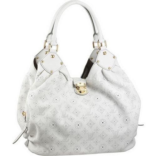 Louis Vuitton Mahina Leather L M93123 Bcj