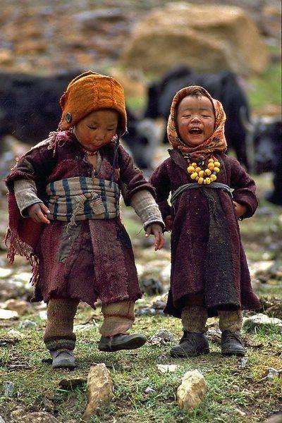 Children of the Himalaya :)