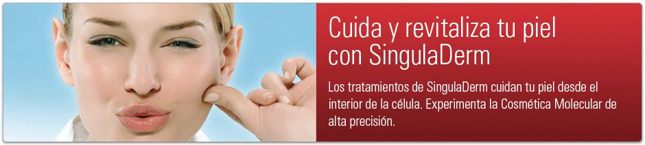 Singuladerm en Farmacia Internacional de Madrid