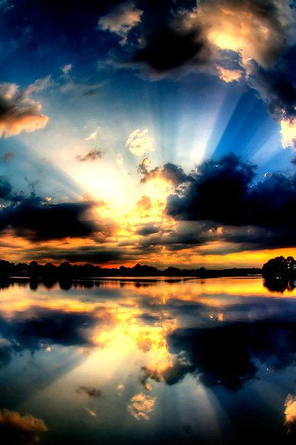 Glorious Sunset Fotografia