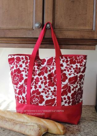 Free market bag pattern