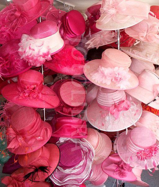 Cappelli rosa