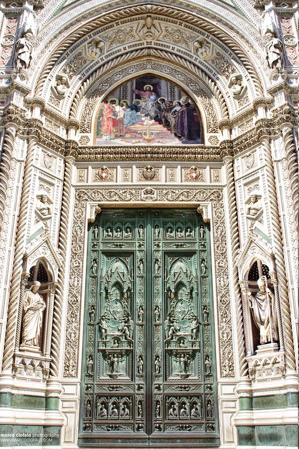 Florence Cathedral, Italy- been there!