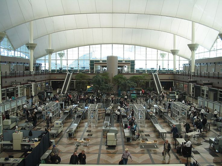 Navigating TSA Airport security with young children