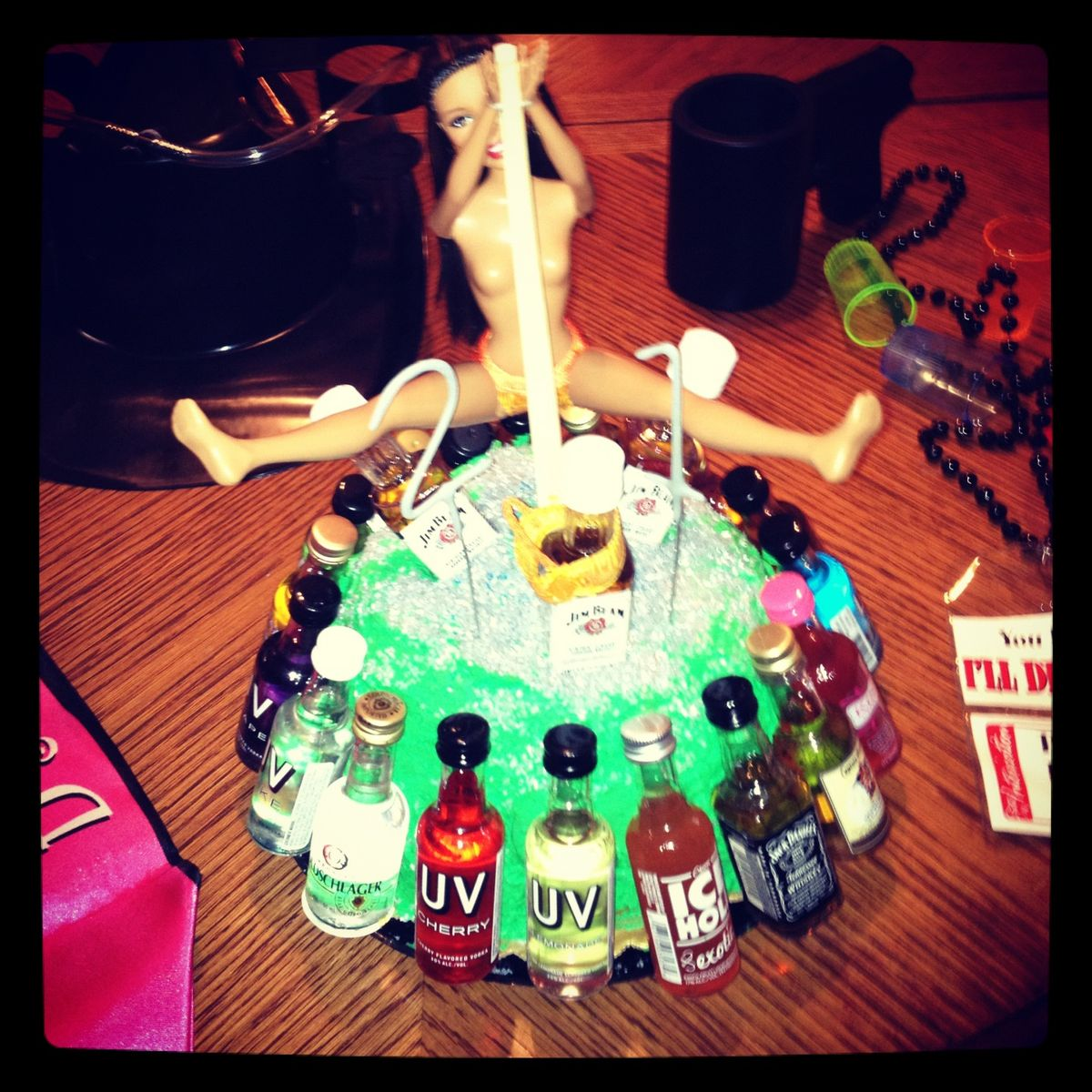 Images About Non Alcoholic 21st Birthday Ideas On
