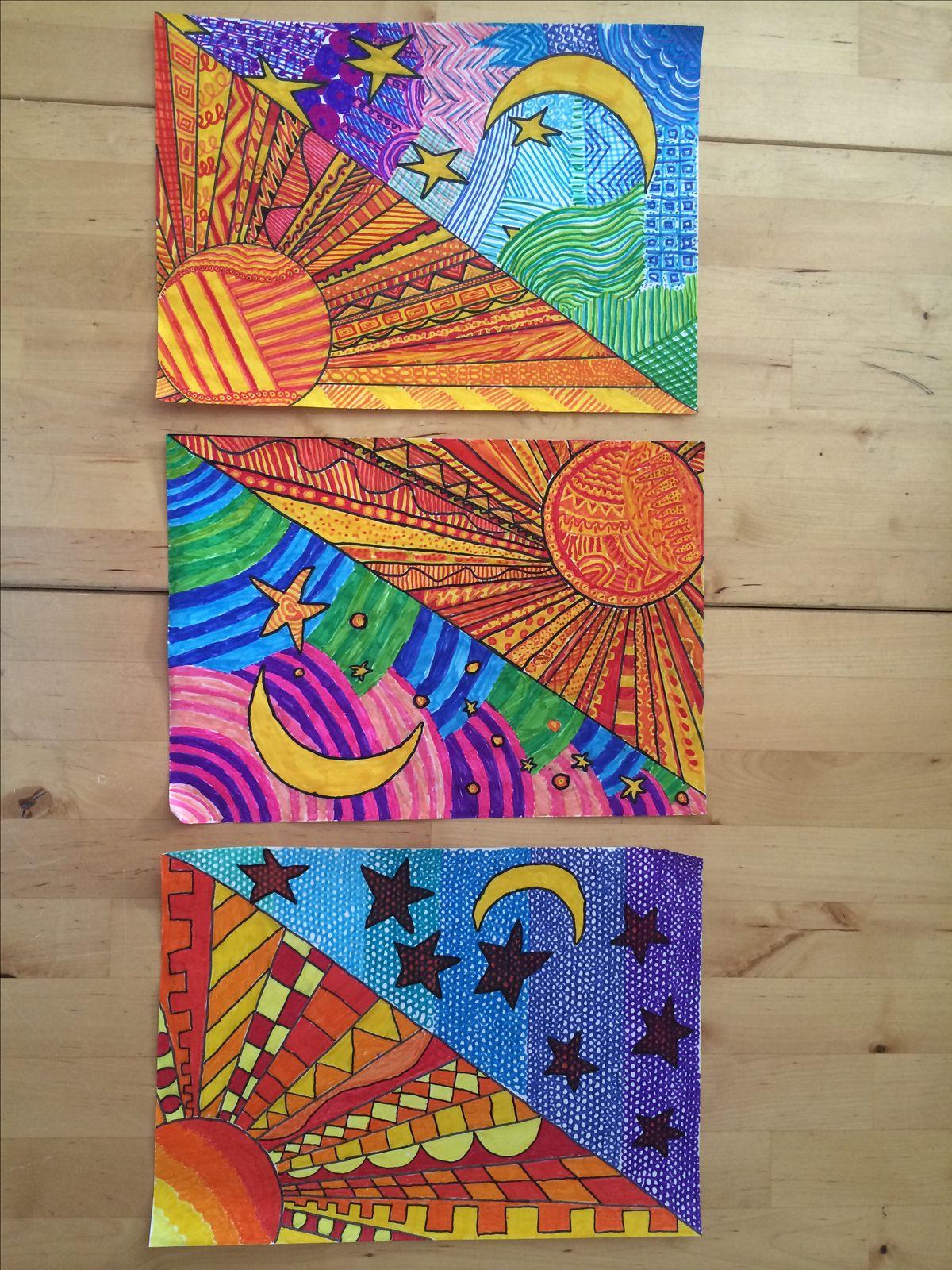 Ideas About 5th Grade Art