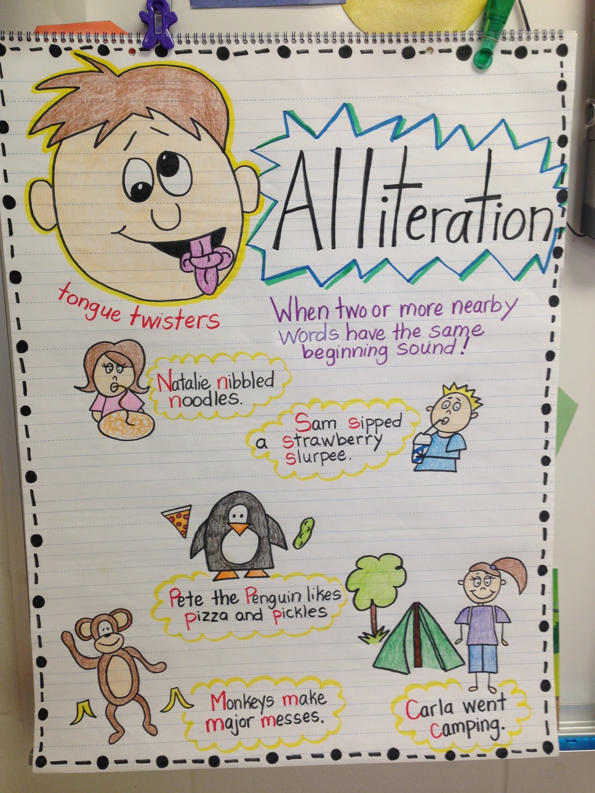 Images About Alliteration