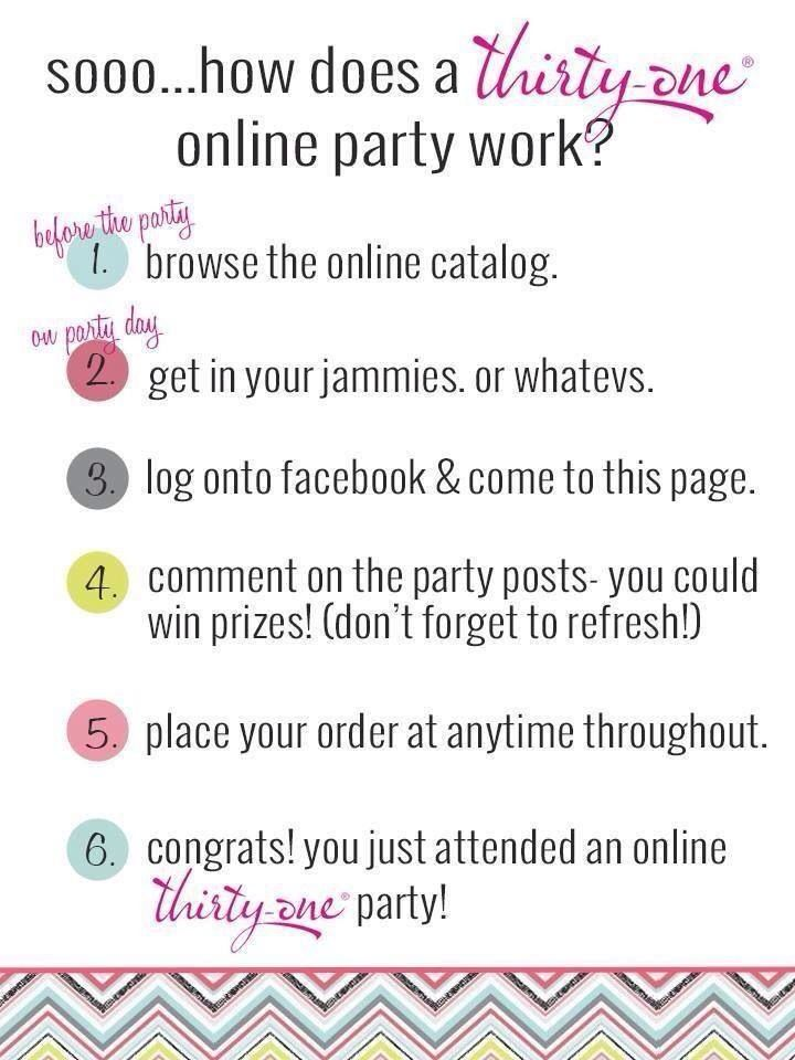 Fall Thirty One Party Meme