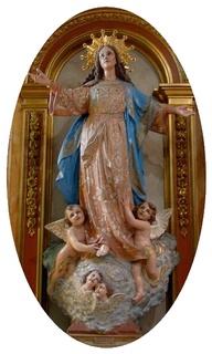 Nuestra Señora de la Asuncion Patrona de la Ciudad Capital Guatemala, Guatemala