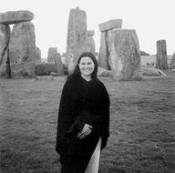 """Herself""  Diana Gabaldon author"