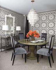 Dining room wallpape