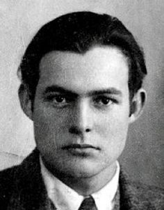 Ernest Hemingway. Brilliant writer, professional alcoholic, tortured soul, and total badass. He was wounded in World War I, won a Nobel Prize for Literature, and once shot himself in the legs while gaffing a shark.