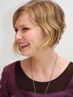 Photos of Short Wavy Hair   2013 Short Haircut for Women