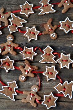 adorable Gingerbread Garland