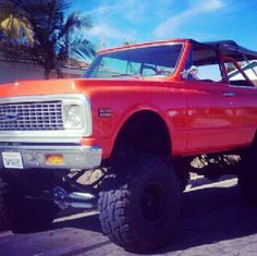 Better Then BRONCOS On Pinterest K5 Blazer