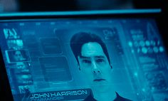 """It's a very brief shot in the film, but in reality, this is Khan's mugshot. It was most likely what he looked like soon after Admiral Marcus pulled him out of cryosleep. He'd probably just learned that Marcus would kill any number of his crew should he step out of line. At this point, it's too early on for him to find a way out. He's trapped, tired, confused by all the new technology 260 years into the future. And he knows he's being used. He doesn't have a choice."" <--- THIS but *sobs*"
