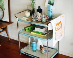 Bar Cart Design, Pictures, Remodel, Decor and Ideas