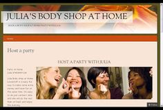 Julia's body shop at home #Lowestoft http://juliasbodyshopathome.wordpress.com/