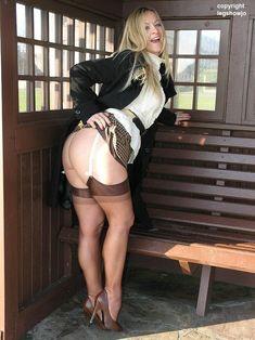 elegant mature sexy women