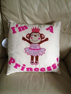 Photo: Matilda the Monkey Princess!!